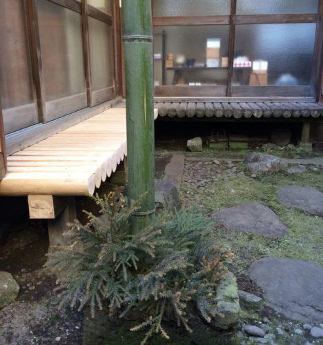 東京都杉並区濡れ縁工事完成